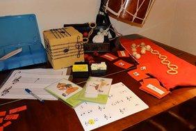 Lernmaterialien im Blockflötenunterricht